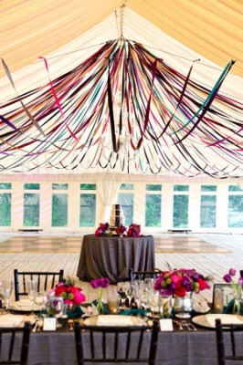 Tent Ribbons