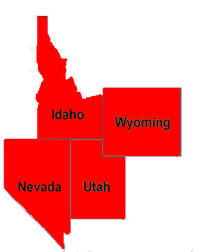Party Rentals in Utah, Nevada, Idaho, and Wyoming
