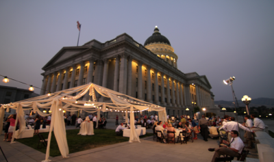 Salt Lake City Wedding Rentals