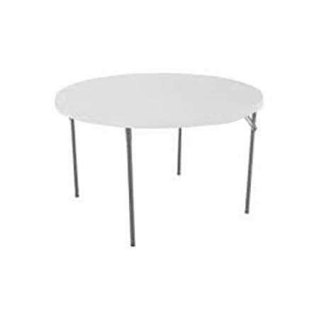 """48 """" inch round table for Rent in Park City utah"""