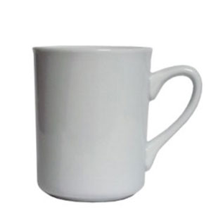 White Coffee Mug rental Utah