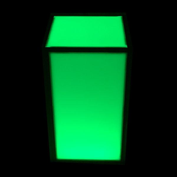 LED Column High Boy Table Salt Lake City Utah