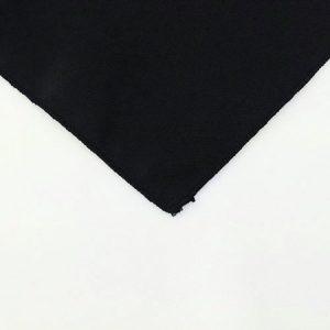 Black Polyester Napkin Linen for rent in Herriman Utah