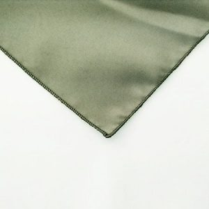 Celadon Light Pastel Green Polyester Napkin for rent in UT