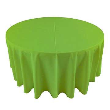 Lime Bright Green linen for rent in draper Utah