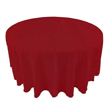 Pimento Red linen for Holiday rental in Park City Utah