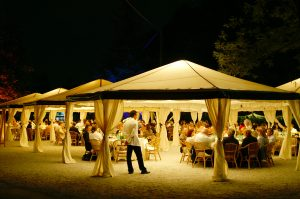 outdoor event event pary