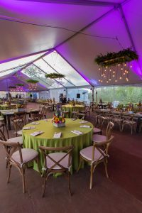 Round Table Summer Event All Out Event Rental