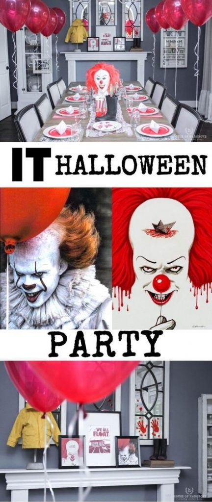 IT Halloween party Pinterest picture