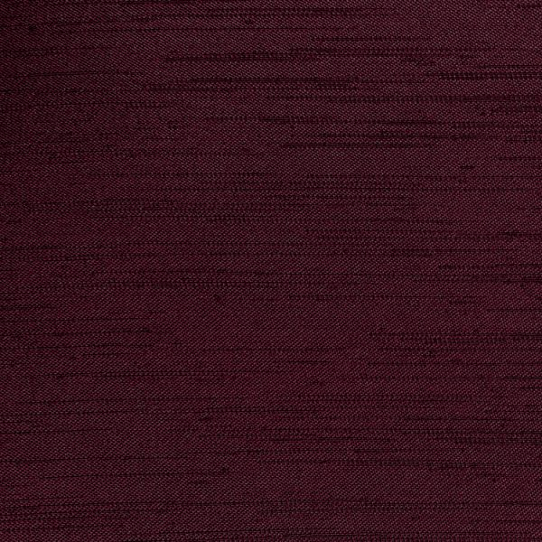 Majestic Burgundy Linen Swatch