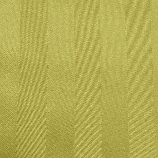Swatch Poly Stripe Acid Green Linen