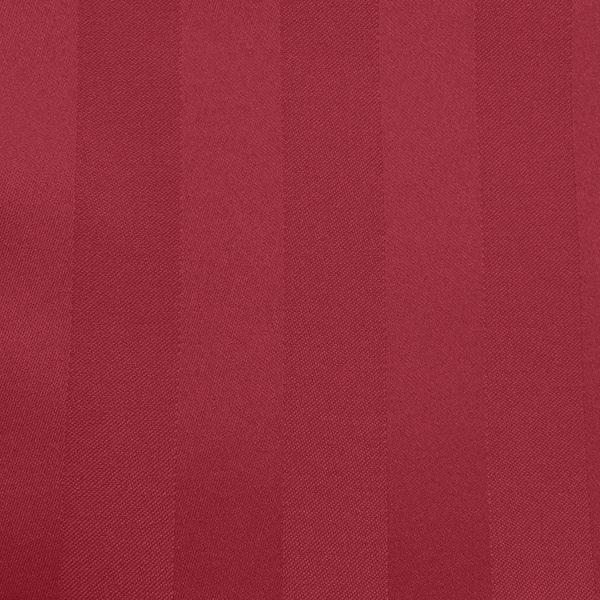 Swatch Poly Stripe Brick Linen