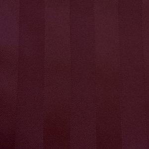 Swatch Poly Stripe Burgundy Linen