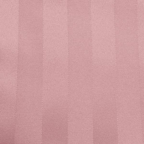 Swatch Poly Stripe Dusty Rose Linen