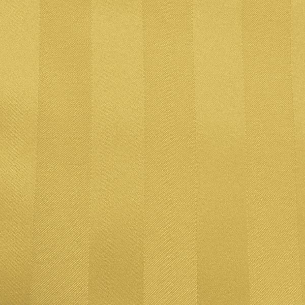 Swatch Poly Stripe Gold Linen