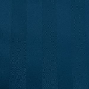 Poly Stripe Navy Linen Swatch