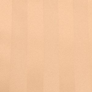 Poly Stripe Peach Linen Swatch