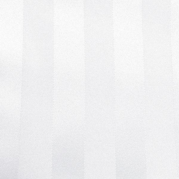 Poly Stripe White Linen Swatch