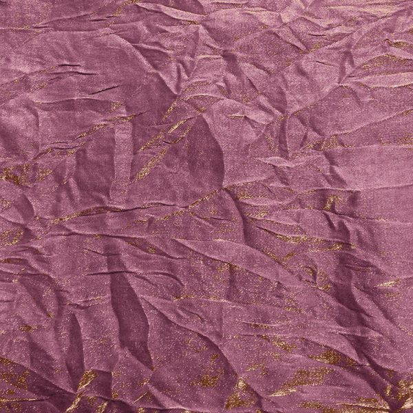 Poly Shalimar Rose Rayon Linen Swatch