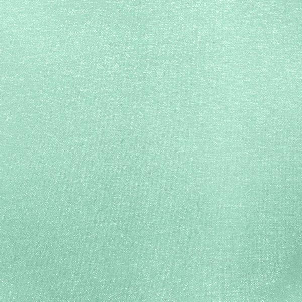 Sparkling Nylon Aqua Organza Linen Swatch