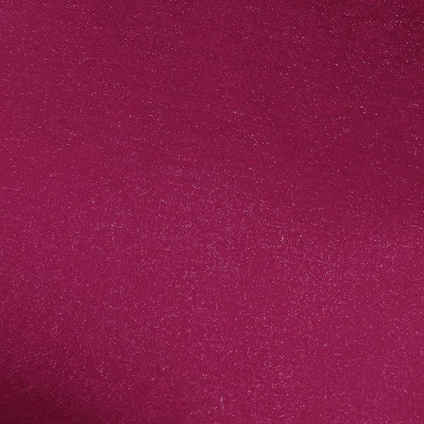 Sparkling Nylon Burgundy Organza Linen Swatch