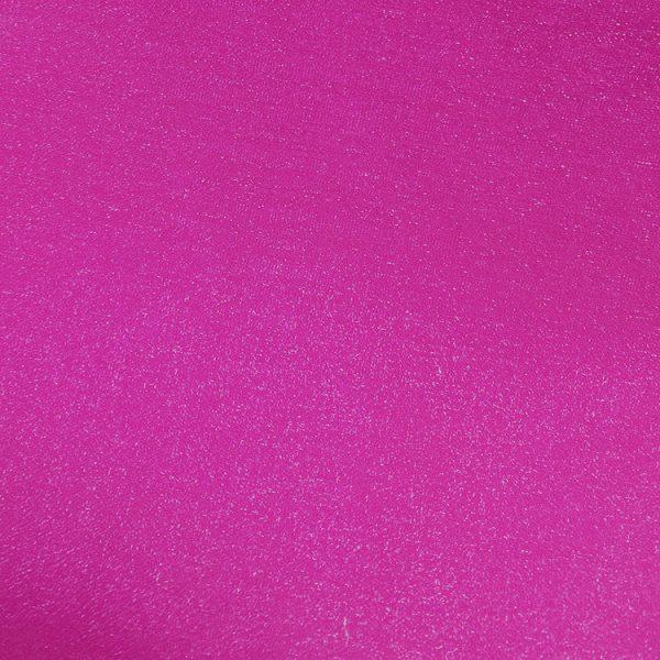 Sparkling Nylon Hot Pink Organza Linen Swatch