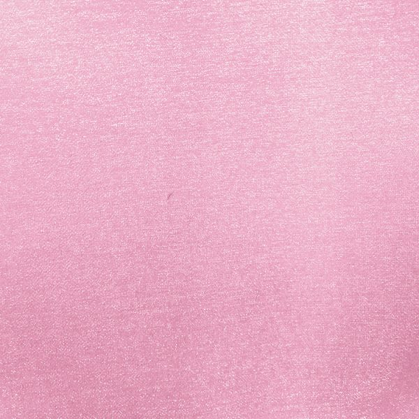 Sparkling Nylon Stocking Pink Organza Linen Swatch