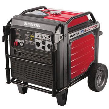 Honda Whisper Watt Generator for Rent in Utah