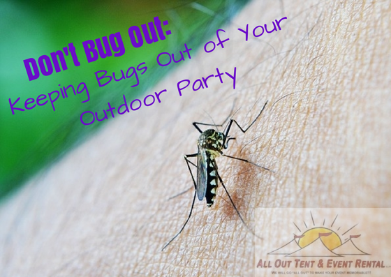 Don't Bug Out-