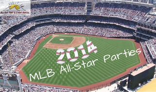 MLB All-Star Parties