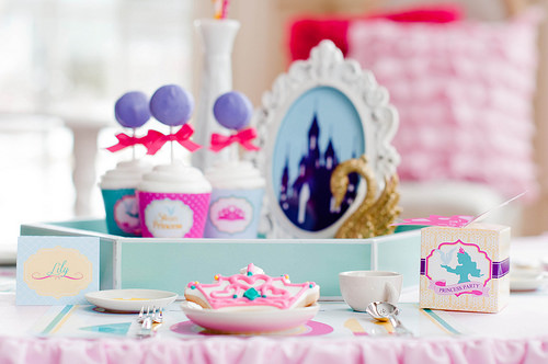 princess party2