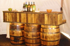 Whiskey-Barrel-Bar