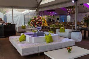 Spring theme lounge