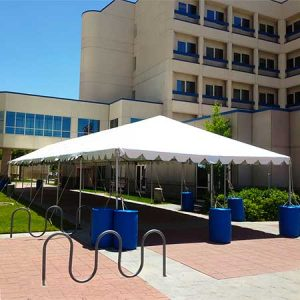 20 x 80 Standard Frame Canopy-Tent for rent in Salt Lake City Utah