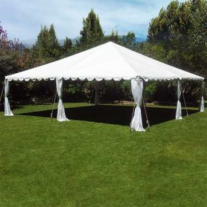 30 x 30 Standard Frame Canopy-Tent for rent in Salt Lake City Utah