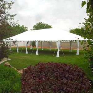 30 x 60 Standard Frame Canopy-Tent for rent in Salt Lake City Utah