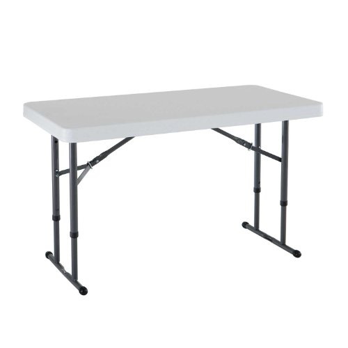 4 ' Foot Adjustable Height Banquet Table for rent in Midvale Utah