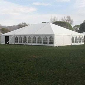 40u0027 x 60u0027 Jumbo Trac Canopy/ Tent rental Utah & 40u2032 x 60u2032 Jumbo Trac Canopy/ Tent | All Out Event Rental