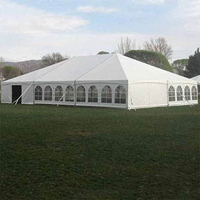 40' x 60' Jumbo Trac Canopy/ Tent rental Utah
