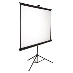 8' x 8' projector Screen for rent in Utah