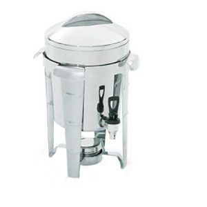 Stainless Steal Hot Beverage Dispenser for Coffee or hot chocolate for rent in Salt lake city utah