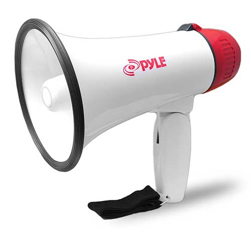 Megaphone for Rent in Salt Lake City Utah
