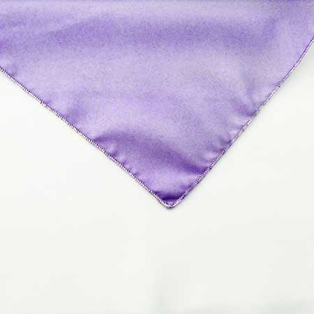 Amethyst Polyester Napkin Linen for rental in Park City utah