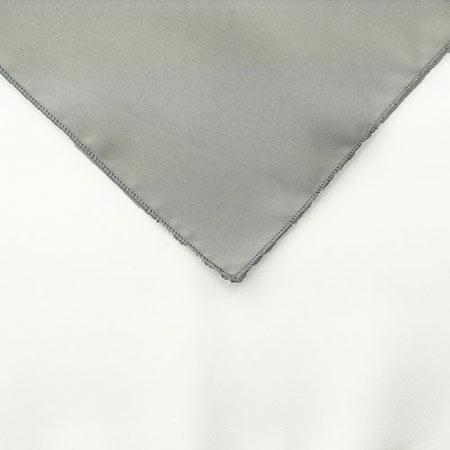 Gray polyester Napkin linen for holiday rental in Ogden utah