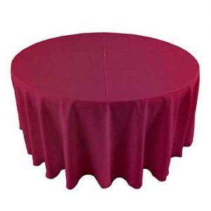 Magenta Purple Linen for party rental in North Salt Lake