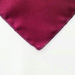 Magenta Pink Polyester Napkin for Orem UT