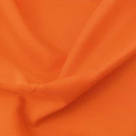Orange Polyester Linen for rent in Salt Lake City Utah