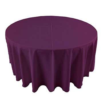 Plum Purple linen for rent in Midvale Utah