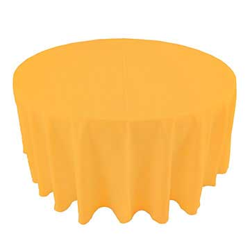 Poppy Bright Yellow linen rental in Southern Utah