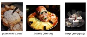 Halloween food party ideas